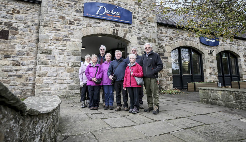 Durham Dales Centre Walking Group