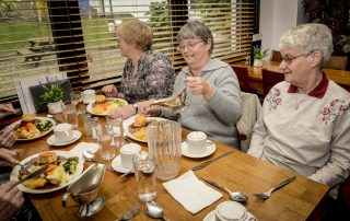 Durham Dales Centre Stanhope - Meal